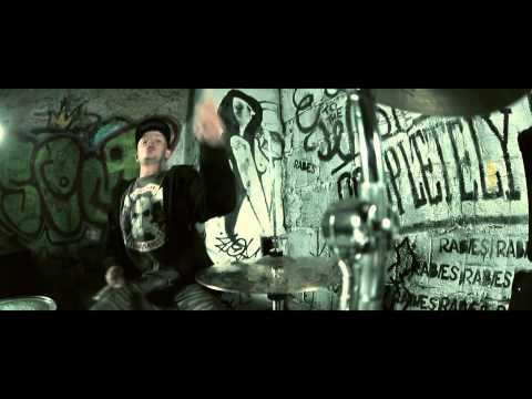 Rabies - Rabies - Booze, Blood and Fights! [MUSIC VIDEO] NEVERGREEN & ALW