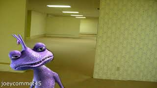 Randall Boggs Gets Thrown Into The Backrooms