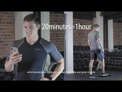 YDSTRONG The Smartest Wireless EMS Training Suit-GadgetAny