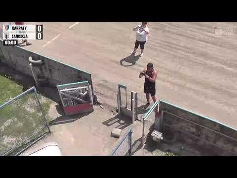 Baraż o awans do CLJ U-17: Karpaty Krosno - Sandecja Nowy Sącz [TRANSMISJA WIDEO]
