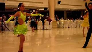 preview picture of video 'Merlion Dancesport Championship - Chacha Solo'