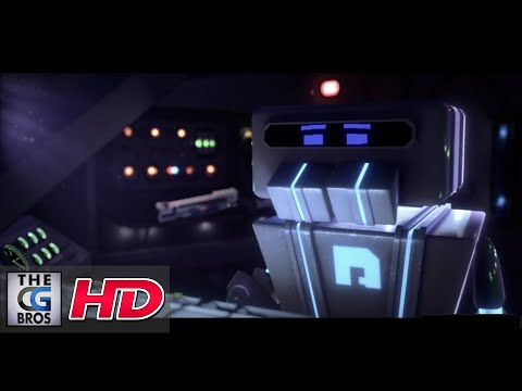"CGI & VFX Short Film: ""Among Circuits"" – by Team AC"