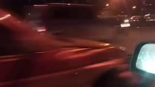 Авария на окружной Киев 28.02.2017г