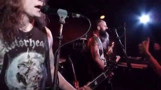 Baroness - Cocainium (Houston 12.08.15) HD