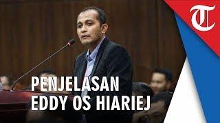 Penjelasan Lengkap Saksi Ahli Kubu Jokowi, Edward Omar Syarief Hiariej di Mahkamah Konstitusi