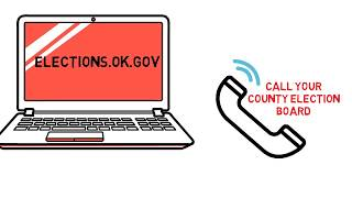 New Absentee Voting Option for Oklahoma Elections