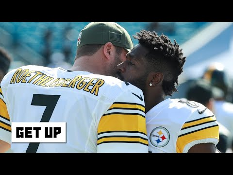 Antonio Brown issues an apology to Ben Roethlisberger | Get Up