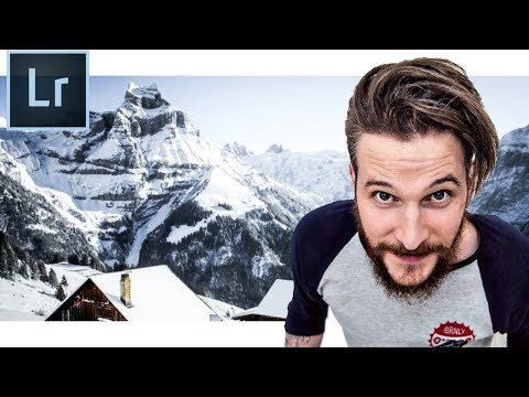 How To Edit Your Photos Like Peter McKinnon In 5 Minutes