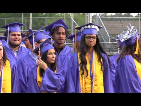Wareham High School Graduation 2018