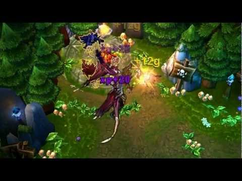 Shyvana counter riven