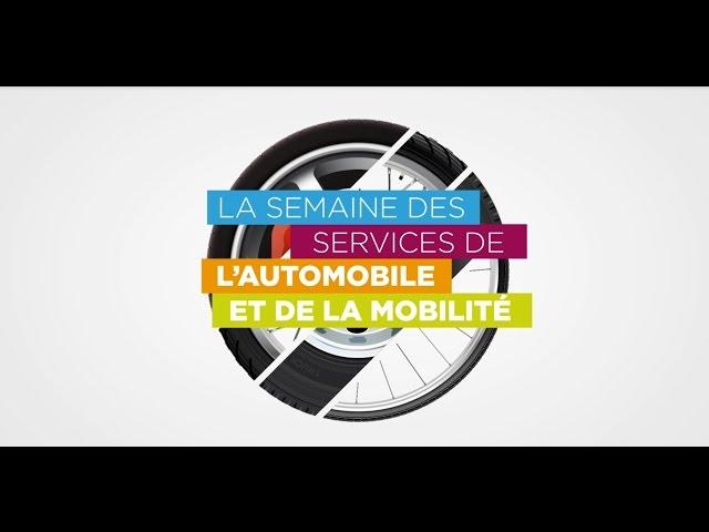 Semaine des Services de l'Automobile et de la Mobilité 2017 - Teaser