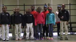 African Children's Choir at East End Community School
