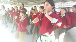 Dance Class- Class 7&6 (2073)- Laideu Na Chokho Piyara