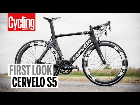 Just Landed: Cervelo S5 – The most aero bike in the world? | Cycling Weekly