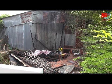Mỹ Khánh: Cháy nhà, 1 người tử vong
