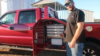 My Service Truck Body by Hughes Equipment