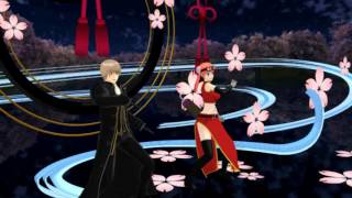 【銀魂MMD 】沖神でロミオとシンデレラ