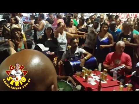 Carnaval 2017 em Peruíbe pagode de verdade