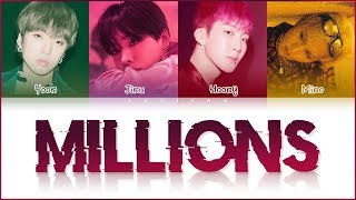 WINNER (위너) - 'MILLIONS' LYRICS (Color Coded   - YouTube