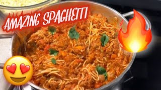 How to make Amazing Spaghetti