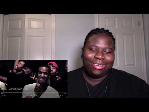 Lil Reese - Us Shot By AZaeProduction Reaction 🔥🔥🔥🔥🔥