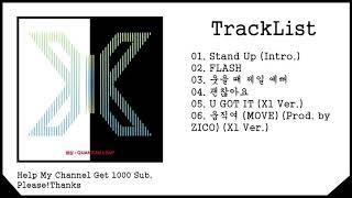 [FULL ALBUM] X1 – 비상 : QUANTUM LEAP