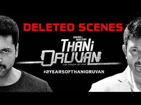 Thani Oruvan - Deleted Scenes   2 Years of Thani Oruvan   Jayam Ravi, Arvind Swamy   Mohan Raja