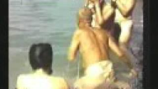 PRABHUPADARARE COLOR FILMVRNDAVANA 2 1971YAMUNA BATHING
