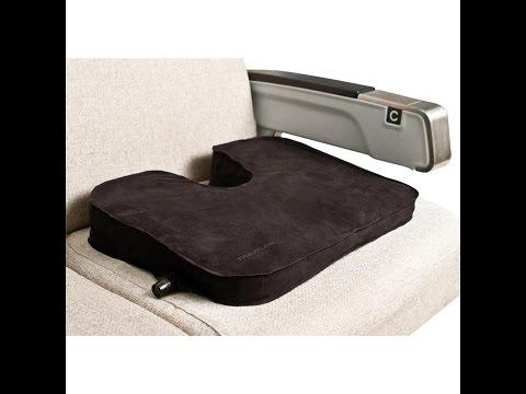 Self Inflating Seat Cushion
