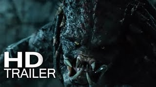 O PREDADOR | Trailer Final (2018) Legendado HD
