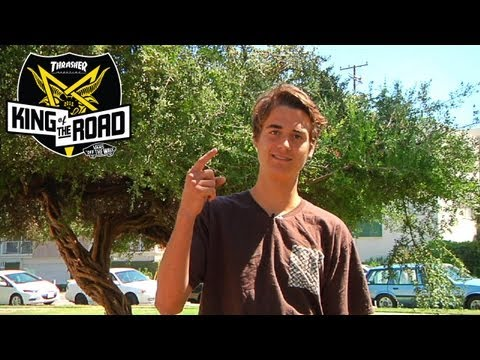 King Of The Road 2012: Blake Carpenter Interview