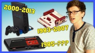 Game Consoles That Refused To Die - Scott The Woz