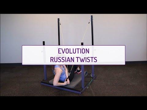 Evolution Russian Twists