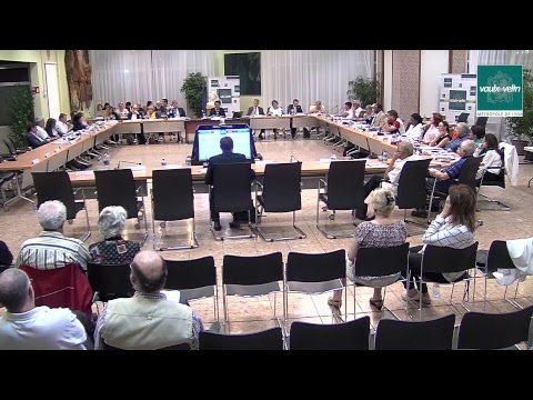 Conseil Municipal Ville de Vaulx-en-Velin le mercredi 6 juin 2018