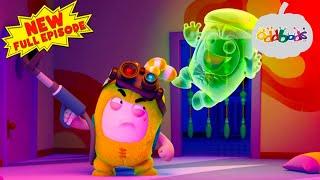 Oddbods | HALLOWEEN 2019 | Ghosted! | Full EPISODE | Funny Cartoons For Kids