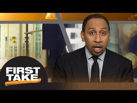 Stephen A. Smith says the Eagles aren't done | First Take | ESPN
