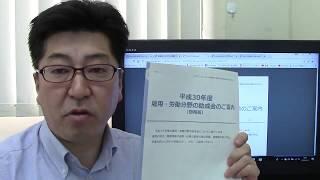 新平成30年度助成金一覧簡略版厚生労働省をPDFで!