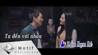 Chuyện Tình Mình Karaoke Song Ca   Quốc Khanh & Hoàng Thục Linh (Full Beat)