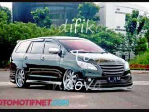 Video Modifikasi Mobil Toyota Innova