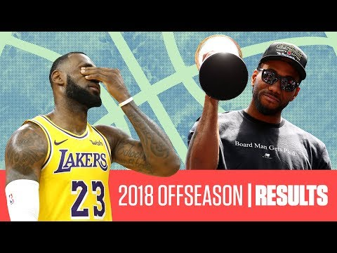 How LeBron, Kawhi and the biggest moves of the 2018 NBA offseason panned out   NBA on ESPN
