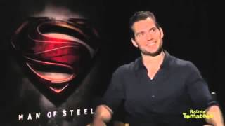 Henry Cavill Is Really A Funny Guy !