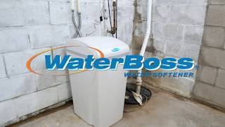 WaterBoss - 700/900/950 Installation Guide