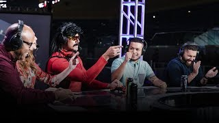 The One and Only Dr Disrespect Joins the CWL Desk