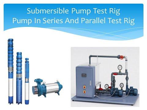 Reciprocating Air Compressor Test Rig