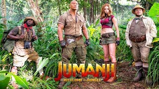 Jumanji : Welcome To The  Jungle - upcoming new hollywood movie | 2017 Dwayne Johnson