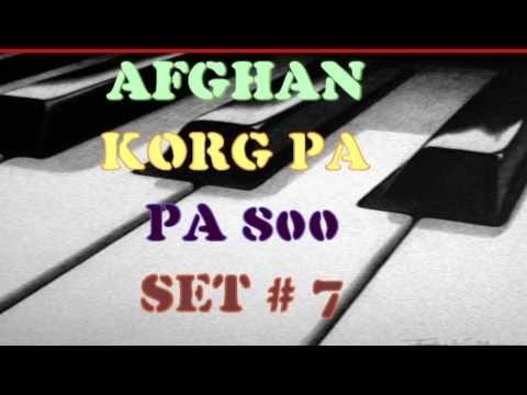 Afghan korg pa 800 set # 7 Afghan Rhythm Afghan beats on YOUZEEK com