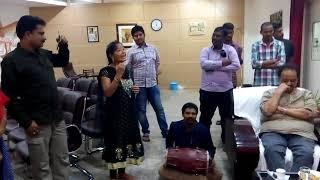 DOLAK SHIVA IN S P. Balasubrahmanyam