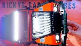How I Install the Traxxas TRX-4 Complete LED Light Kit 8030