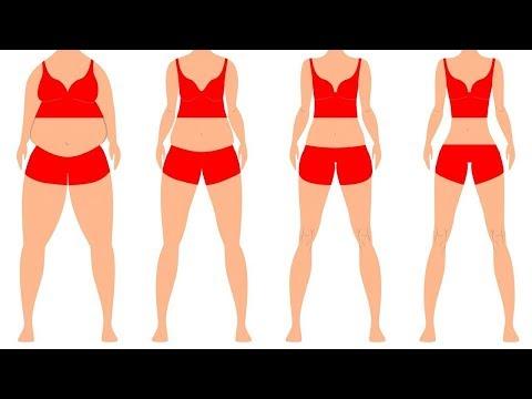 Быстро похудеть в бёдрах и животе
