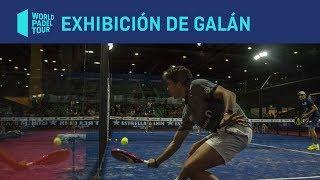 Partidazo De Ale Galán En Las Semifinales Del Buenos Aires Padel Master 2019